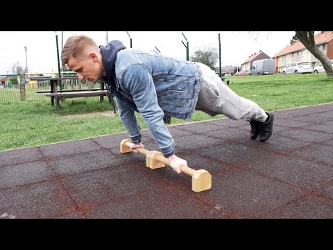 Basic bodyweight training
