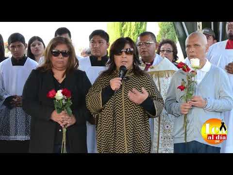 Ica: En sepelio de la madre de Ana Jara piden investigación por su inesperada muerte