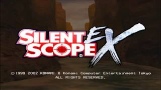 Silent Scope EX: Hostage mission