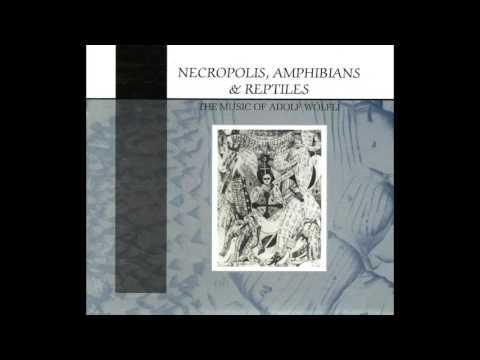 Graeme Revell - Necropolis, Amphibians & Reptiles