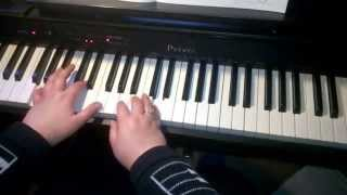 "Joanna plays ""Ballad"", by Dennis Alexander"