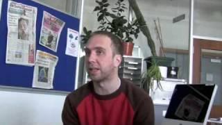 interview with music journalist Ben Gilbert