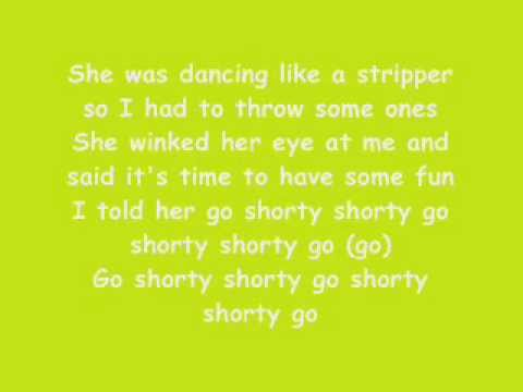 GO SHORTY GO - TRAVIS PORTER LYRICS.