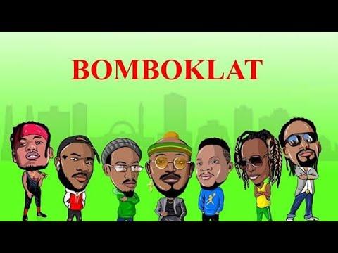 Bomboklat ft Big Tril, Don MC, Enef, Santana, Fefe Bussi & Navio (Lyrics Video) - Ykee Benda