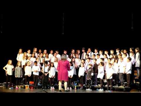 Clips Cottage Street School Winter Concert  2018