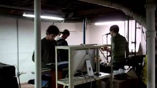 Presomnia - Faith and Balance (rehearsal / demo session) 10/28/2012