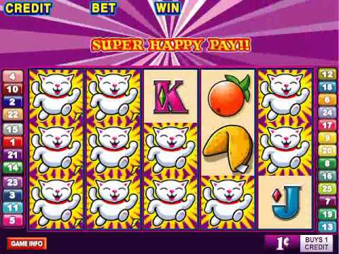 Super happy fortune cat slot machine how to get million chips in zynga poker for free