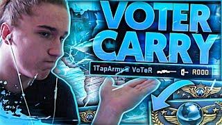 CS:GO ZNÓW CARRY GAME!!!