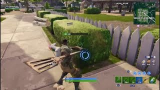 Recuperando el nivel en fortnite )