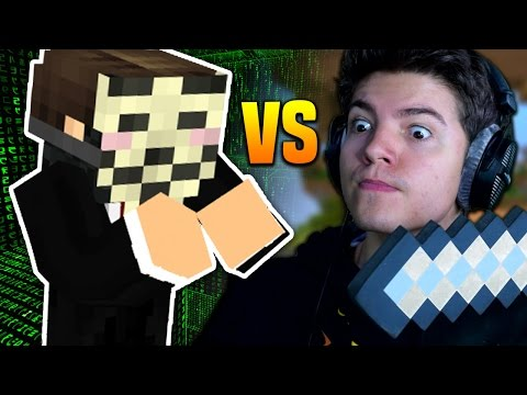 KILLING TWO HACKERS! | Minecraft TEAM SKYWARS #25 with PrestonPlayz & Kenny