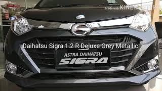 Video In Depth Tour Daihatsu Sigra 1.2 Type R Deluxe Grey Metallic 2018 - Indonesia download MP3, 3GP, MP4, WEBM, AVI, FLV September 2018