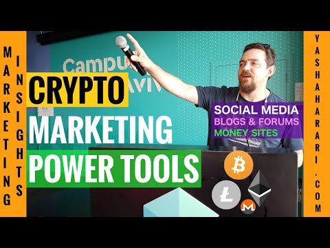 Crypto Marketing Power Tools