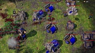 BANNERMEN 2019 - Gameplay (PC/HD)