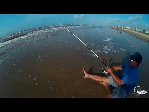 Fishing Crystal Beach | Bolivar Peninsula, Texas