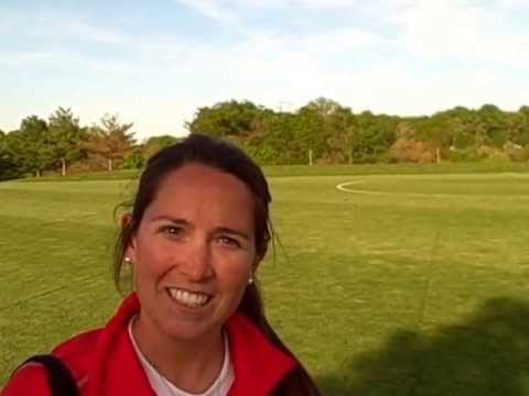Danielle Malagari (Spirit color commentator, U20 assistant coach)