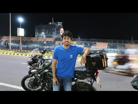 A CRAZY DAY IN VIZAG