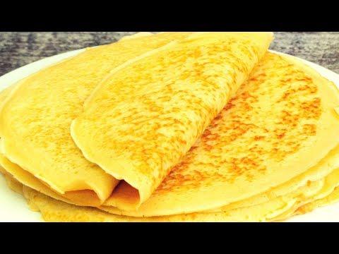 les-plus-délicieuses-crêpes-à-base-de-kéfir-idéales-pour-le-petit-déjeuner-!-│-savoureux.tv