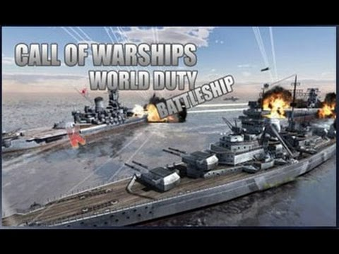 Call Of Warships:World Duty -  Морские Битвы  на Android ( Review)