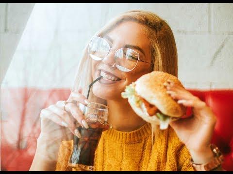 Als FLEISCHESSER 1 Woche VEGAN essen… Experiment! Mukbang Food Diary - Kim Lianne - Reaktion