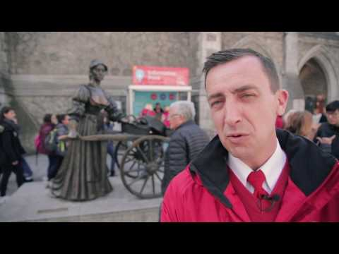 THE DUBLINTOWN AMBASSADORS Assisting Dublin City Visitors and So Much More