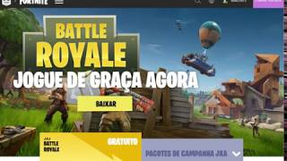 Comment télécharger Fortnite by Epic Games mis à jour 2018!!!