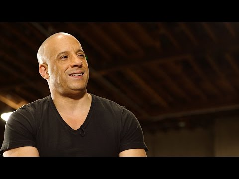 Vin Diesel: 7 Things You Don't Know About Me