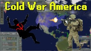 Supreme Ruler Ultimate | Cold War America | Battle of Asian Supremacy | Part 1