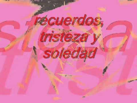Recuerdos,Tristeza y Soledad-Marco Antonio Solis y Los Bukis