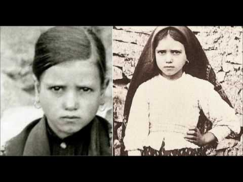SAINT JACINTA BY SISTER LUCIA OF FATIMA
