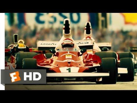 Rush (5/10) Movie CLIP - The Formula One Season Begins (2013) HD