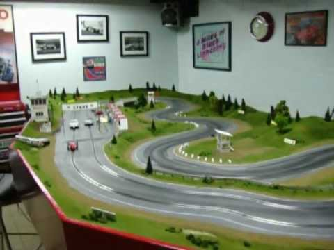 jimbo s suzuka slot car track youtube