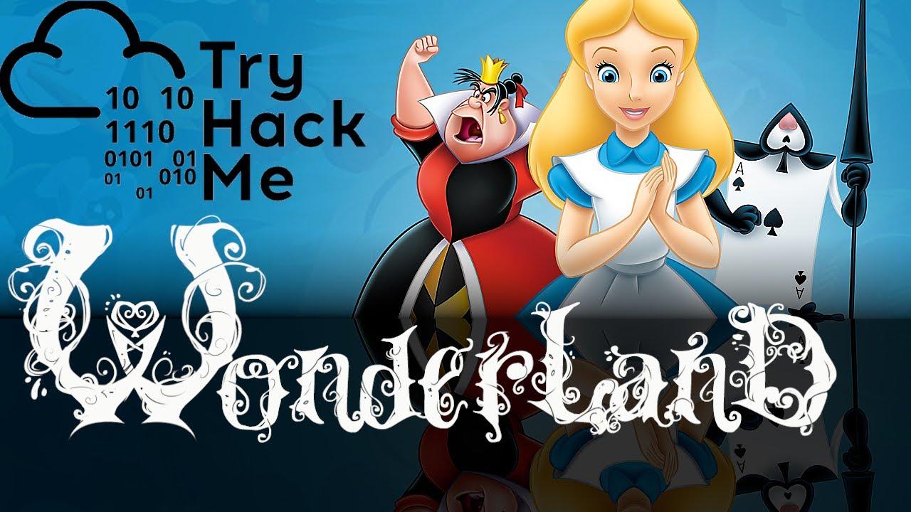 TryHackMe! Wonderland - Python Module Manipulation & Capabilities