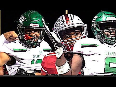 🔥🔥 Upland vs Rancho Verde | CIFSS D2 Championship Game | Highlight Mix