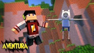 Minecraft: HORA DE AVENTURA MORPH HIDE AND SEEK (Mod) ‹ AM3NIC ›