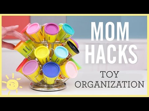 MOM HACKS ℠ | Toy Organization (Ep. 9)