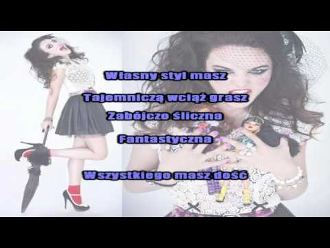 Ewa Farna - Monster high Karaoke / Instrumental