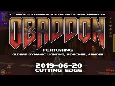 ObAddon 2019-06-20 - Doom Roguelike Arsenal