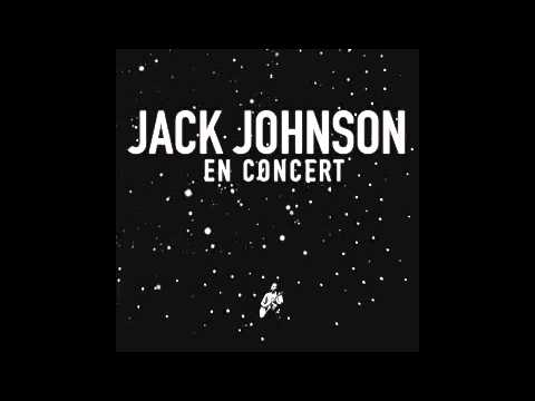 Jack Johnson - Angel & Better together [live]