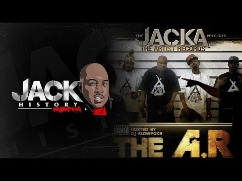The Jacka's label, The Artist Records launched in 2005!    Jack History Month 2018