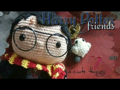 Amigurumi Harry Potter | Harry potter dolls, Harry potter crochet ... | 360x480