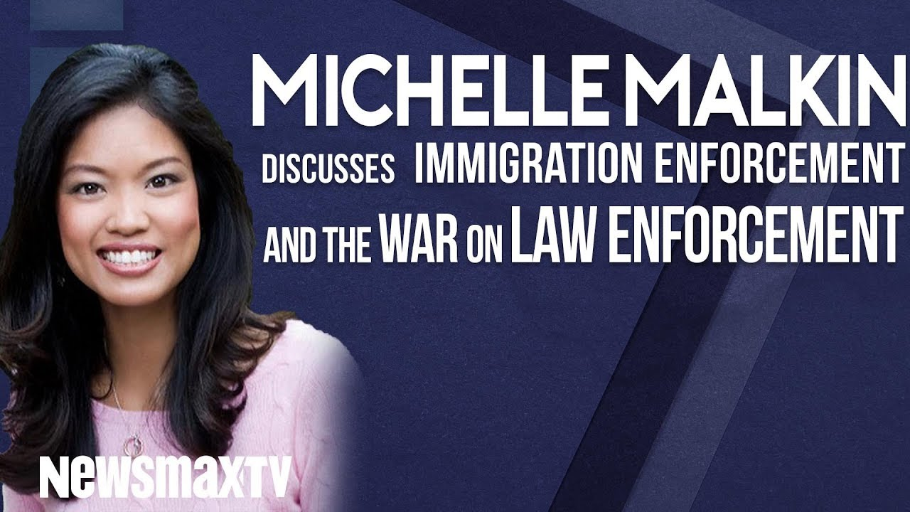 Michelle Malkin discusses immigration enforcement and the war on law enforcement