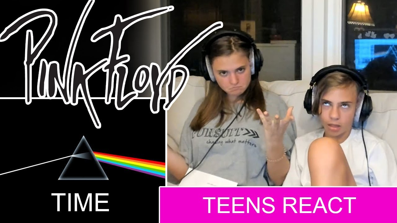 Will Teens Understand? (Pink Floyd - Time) Reaction