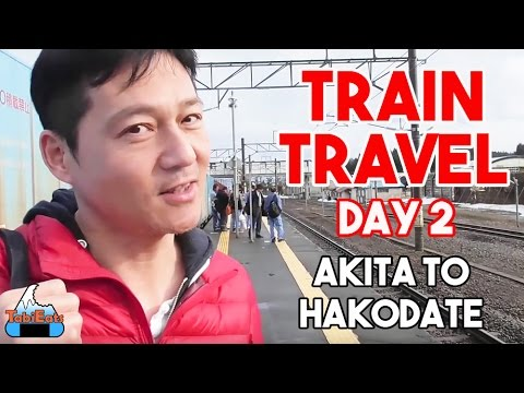 Tokyo to Hokkaido by Local Train (Day 2)
