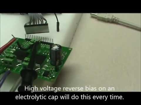 Dual Motor Driver Module Board H-Bridge DC MOSFET IRF3205 3-36V 10A Peak 30 S6K6