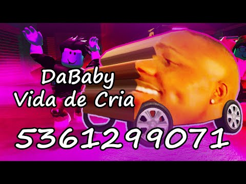 16+ DaBaby ROBLOX Music Codes/ID(S) 2021