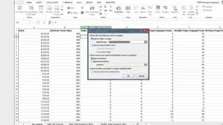 How to Export Facebook Insights and Analyze Using Excel PivotTables thumbnail