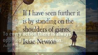 BEST QUOTES OF SIR ISAAC NEWTON