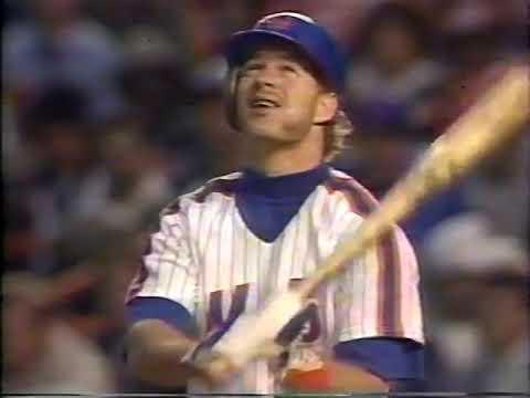 1989 MLB Chicago NL Vs New York NL, Jun 14