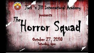 horror squad halloween 27oct18