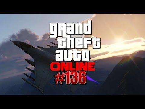 GTA 5 Online #136 ► CAPTURE & AREA 53 | Let's Play GTA 5 ONLINE [HD]